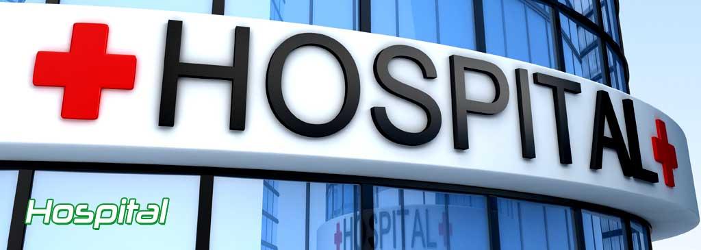 Hospital - Rob's Car Service