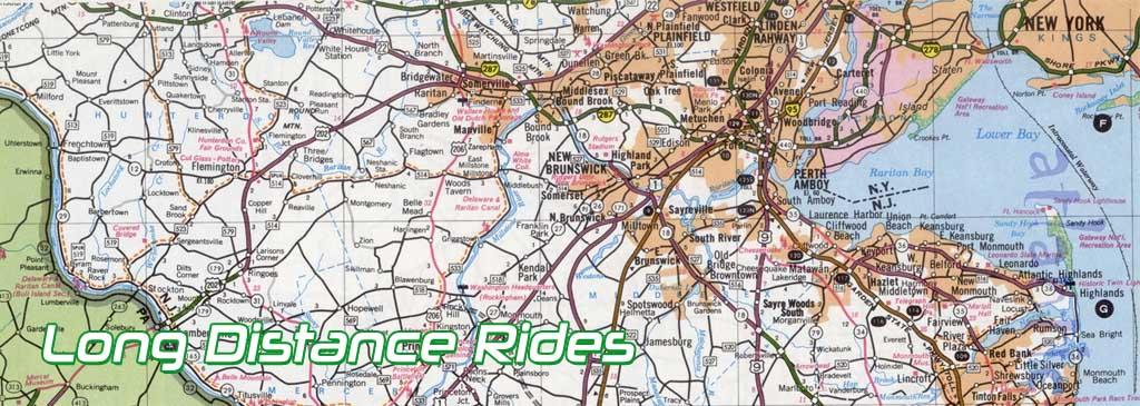 Long Distance Rides - Robs Car Service