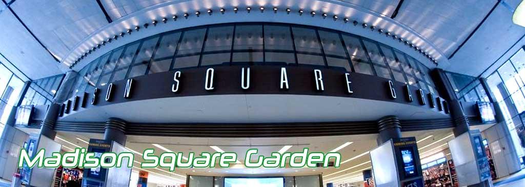 Madison Square Garden - Rob's Car Service