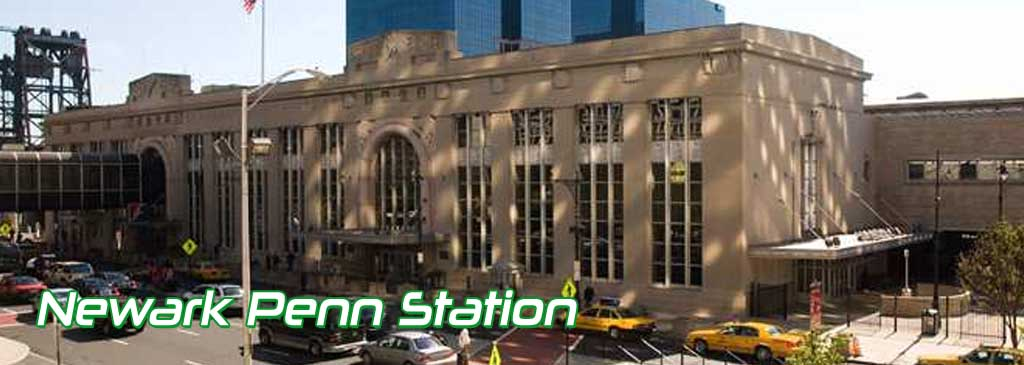 Newark Penn Station - Rob's Car Service