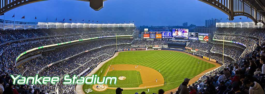 Yankee Stadium - Rob's Car Service